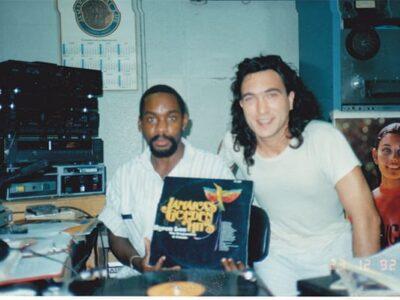 1993 Kingston Calvin Show radio