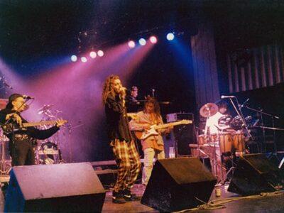 1993 Milan Gaudi&wdx band@ Rolling Stone