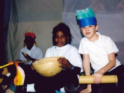2003 London laboratori musicali