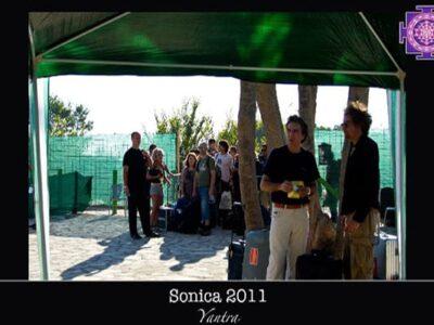 Gaudi and Testa Sonica festival Montenegro