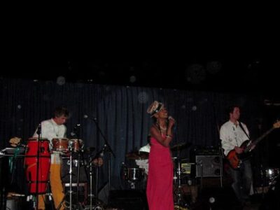 Hypnofonica live band london
