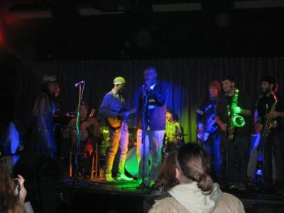 Kalakuta band @ Hootananny Brixton London