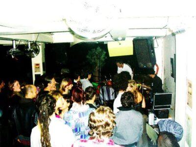 Live set @Inspire Lounge 2011 London