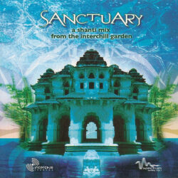 Tribalove A. Testa Gaudi - Sanctuary ‎(CD, Mixed) Interchill Records 2005